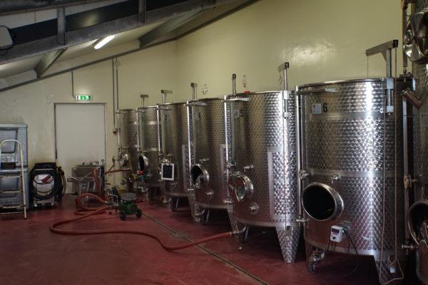 De Wijnmakers Wijntanks