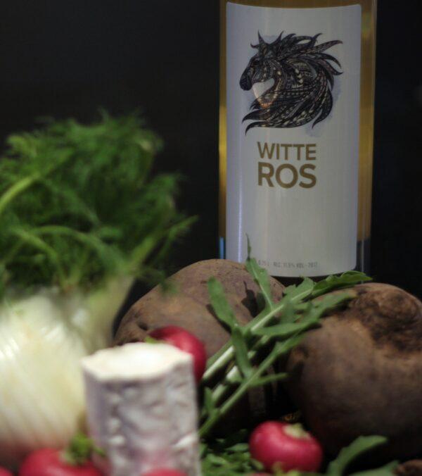 De Wijnmakers Witte ros venkel biet
