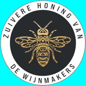 Logo De Wijnmakers honing