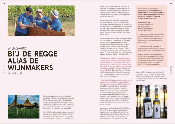 12x weekendje weg in NL, De Wijnmakers