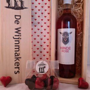 valentijnscadeau, De Wijnmakers