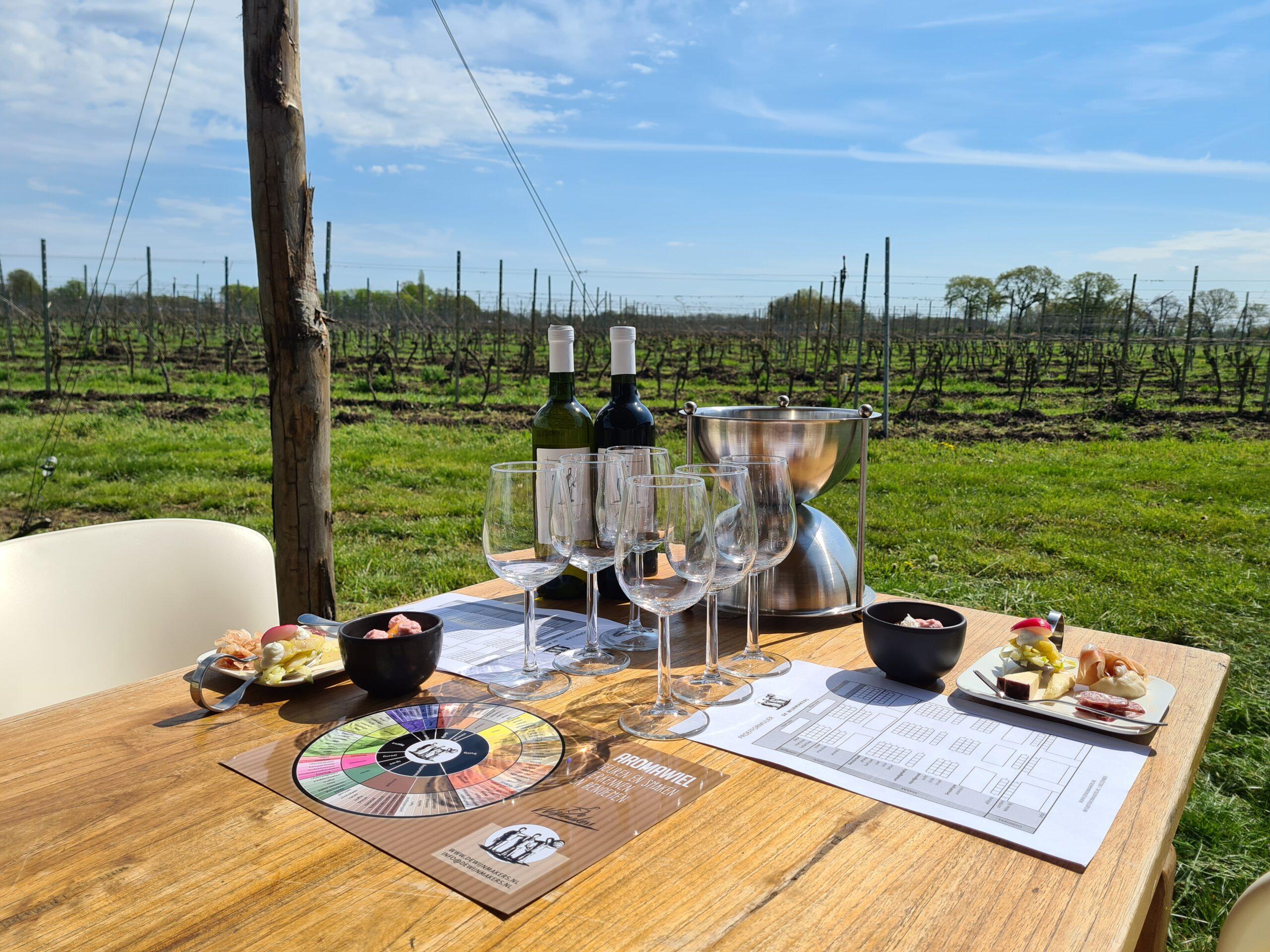De Wijnmakers - Wijnproeverij