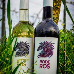 Witte en Rode Ros - De Wijnmakers